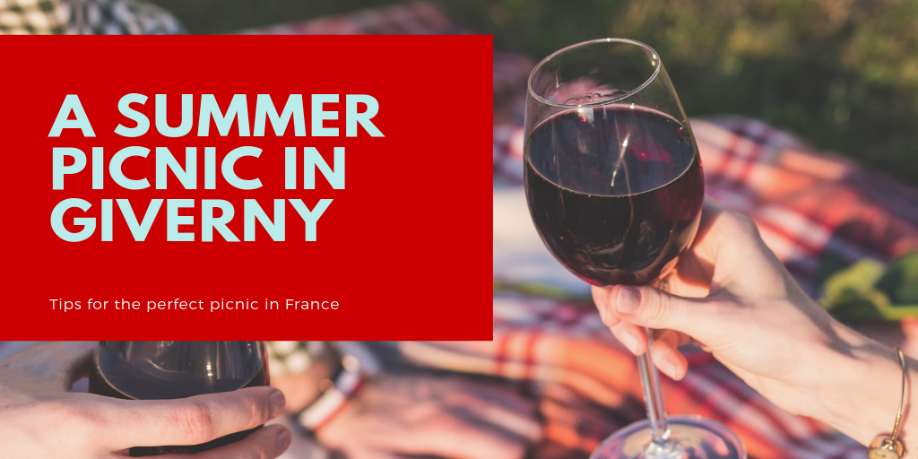 🧺 A Summer Picnic in Giverny 🧺