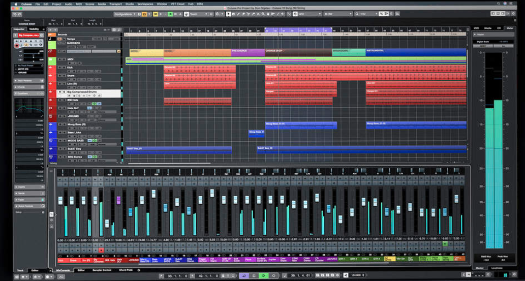 You are currently viewing My First Cubase Project Complete