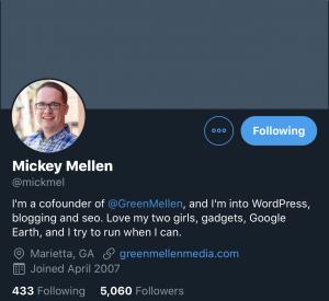 Mickey Mellen Roam Research