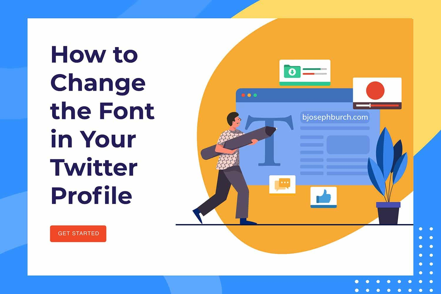 Read more about the article How to Change the Font in Your Twitter Profile